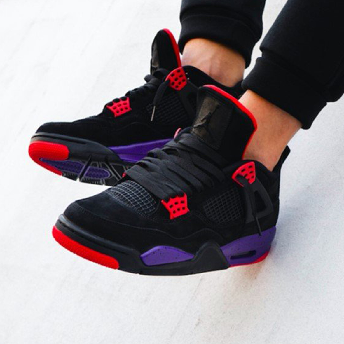pretty nice ed0c7 4440b AIR JORDAN 4 RAPTORS FOR BELOW RETAIL - You Seen The Price